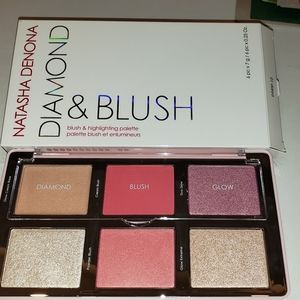 NATASHA DENONA Diamond & Blush Palette 01 DARYA